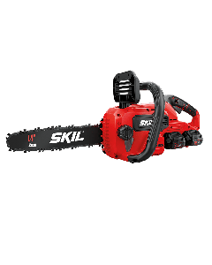 2x20V (40V MAX) Brushless 35cm Chain Saw KIT (RRP$449)