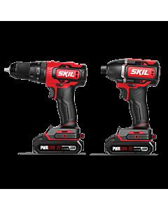 20V Brushless Hammer Drill & Impact Driver Kit (RRP $299)