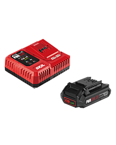PWRCORE 20™ STARTER KIT BATTERY & CHARGER (RRP$139)