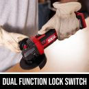 Dual Function Lock switch