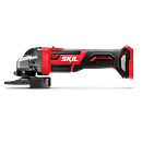 20V BRUSHLESS 125MM ANGLE GRINDER, TOOL ONLY (RRP$199)