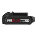 20V 2.5AH PWRCORE 20™ LITHIUM BATTERY (RRP$89)