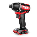 20V BRUSHLESS 1/4'' HEX IMPACT DRIVER, TOOL ONLY (RRP$189)