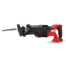 20V BRUSHLESS COMPACT RECIPROCATING SAW, TOOL ONLY (RRP$249)
