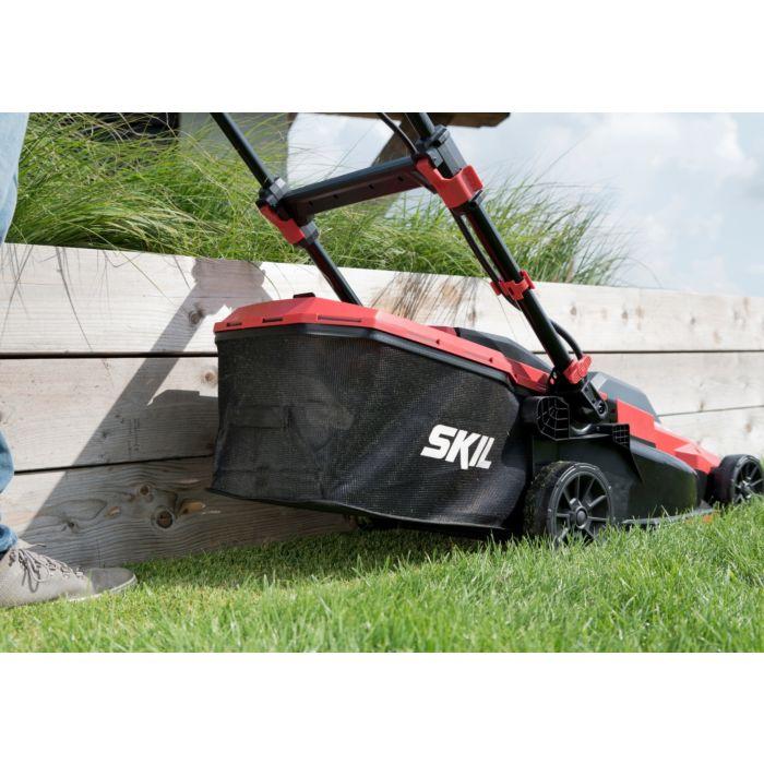 2x20V (40V MAX) Brushless 43cm Lawn Mower, Tool Only (RRP$399)