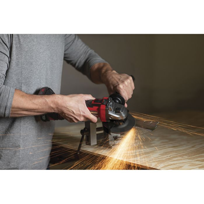 20V 125mm Angle Grinder, Tool Only (RRP$119)