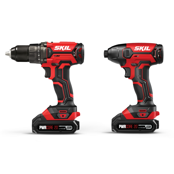 20V Drill Driver / Impact Drill Combo Pack KIT (RRP$249)