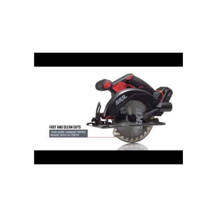 20V 165mm Circular Saw, Tool only (RRP$129)