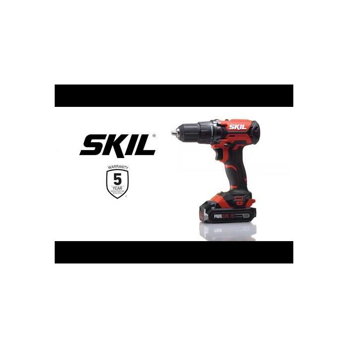 20V 13mm Drill Driver Kit (RRP$159)