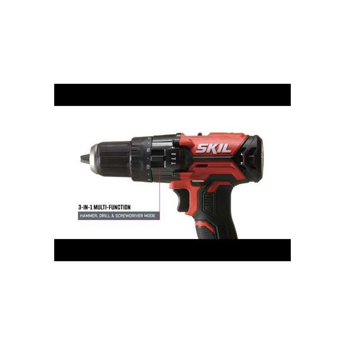 20V 13mm Hammer Drill Kit (RRP$179)