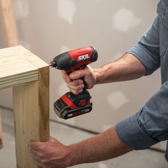 20V 1/4'' Hex Impact Driver, Tool Only (RRP$99)